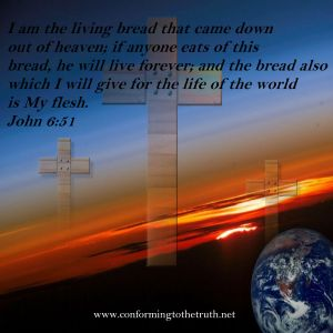 Jesus! The Bread of Life for 2015