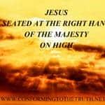 365 Days With Jesus! January 29th
