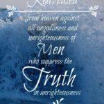 To Understand Grace We Must Understand God Hates Sin!