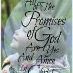 The Promise of Grace is Realized Through Faith!