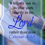 Are You Seeking Your Praise From God or Man?