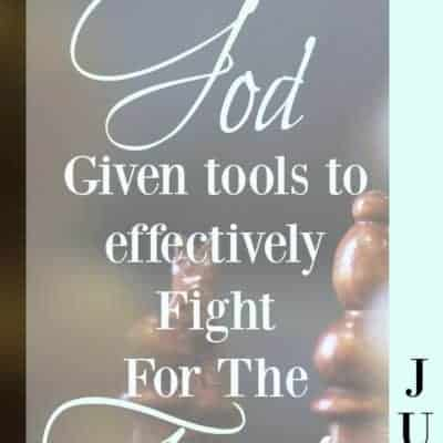 Believer| Fight for the Faith~Reading Jude~Week17