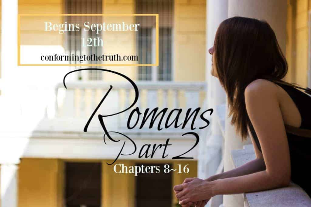 Romans Bible Study Part 2
