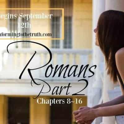 Here It is Romans Part 2 Bible Study