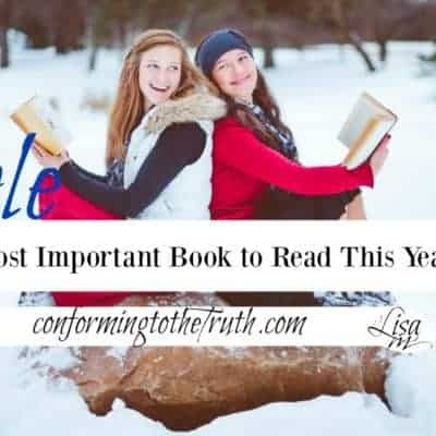 The Most Important Book to Read This Year!
