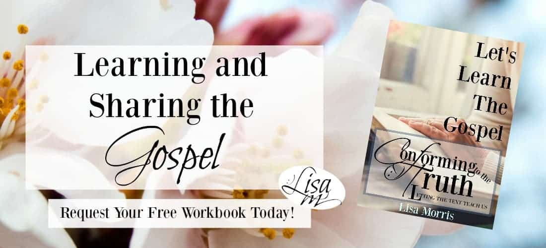 Learning and sharing the Gospel. Request your Bible Study today.