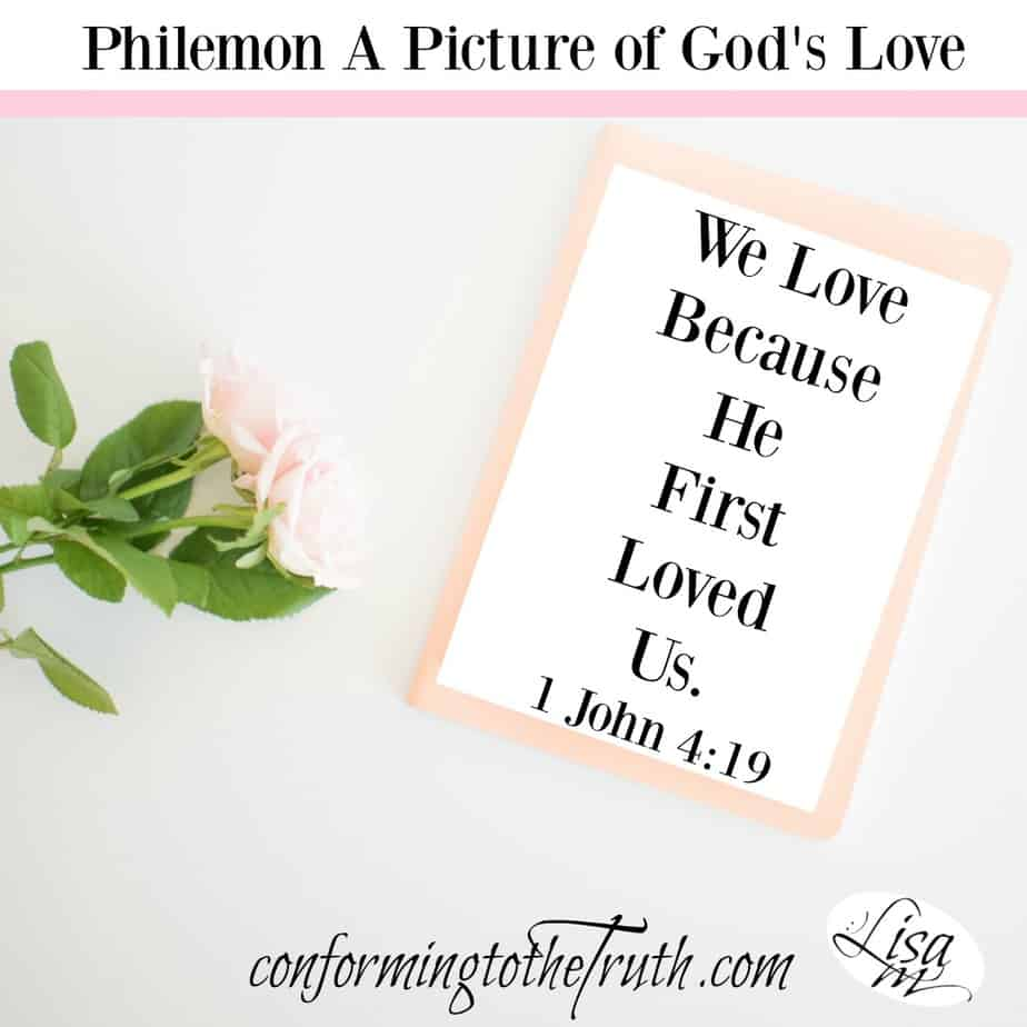 Introduction To Philemon: A Picture of God's Love