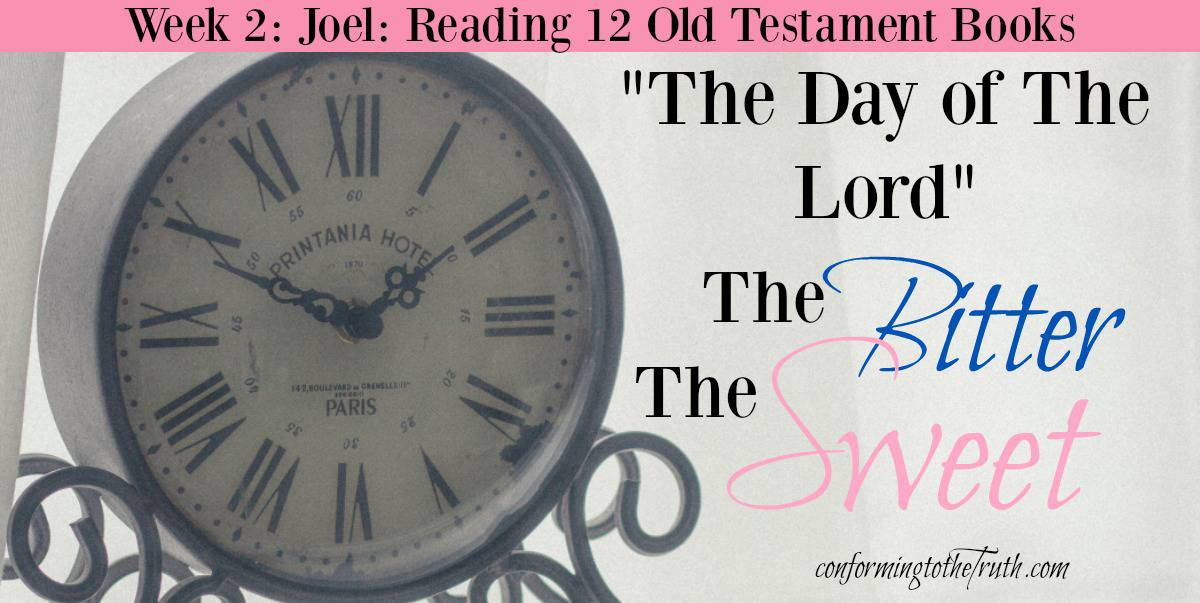Joel: The Bitter the Sweet: The Day of the Lord