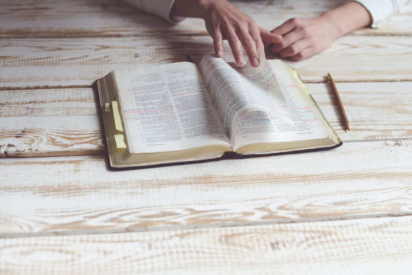 Why I Recommend the New Inductive Study Bible
